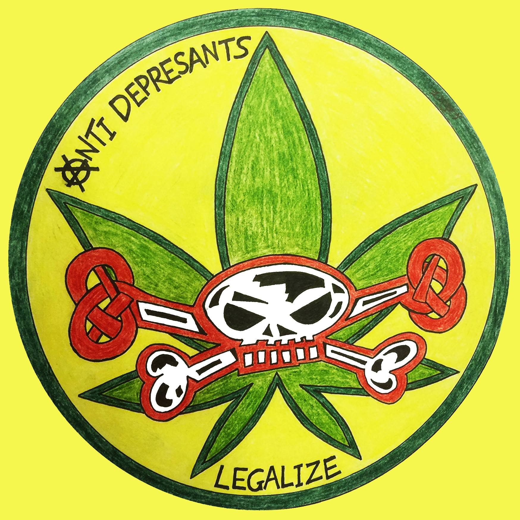 Anti Depresants - Legalize