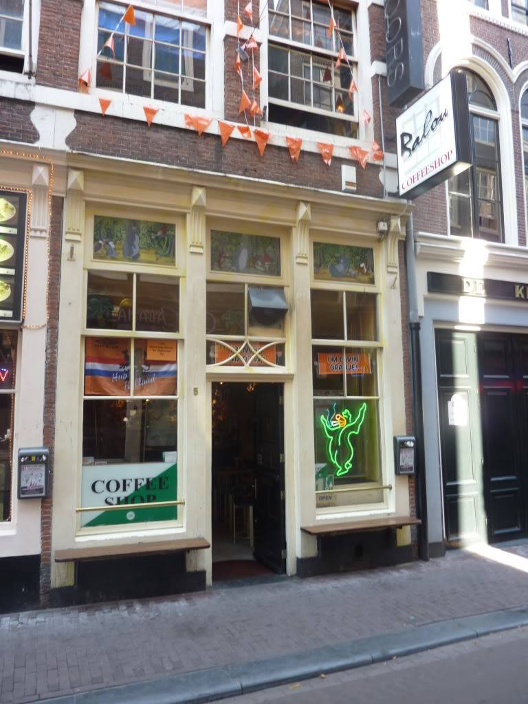 Balou Coffeeshop Amsterdam - Weed Recommend