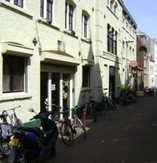 Bamboe Beach Club Vlouw coffeeshop – Delft