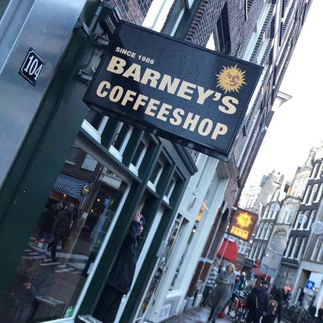 Barneys Coffeeshop Amsterdam - Weed Recommend