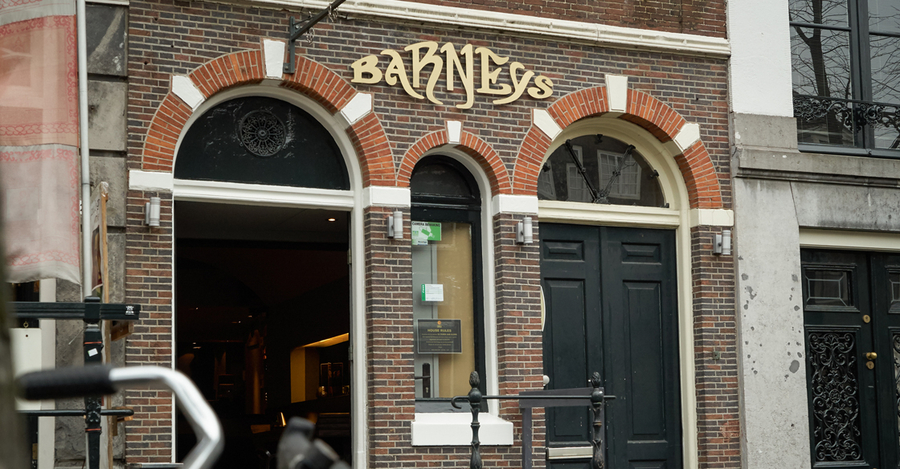 Barneys lounge Coffeeshop Amsterdam - Weed Recommend