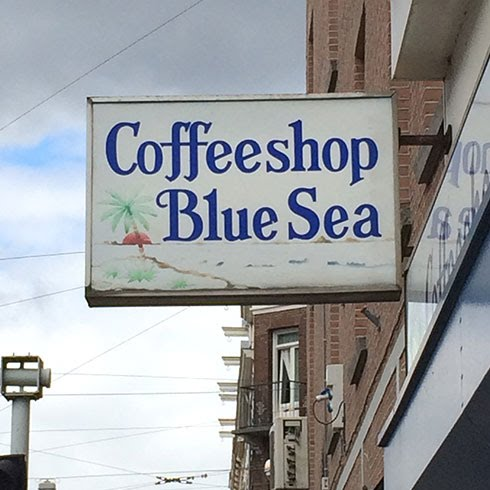 Blue Sea Coffeeshop Amsterdam - Weed Recommend