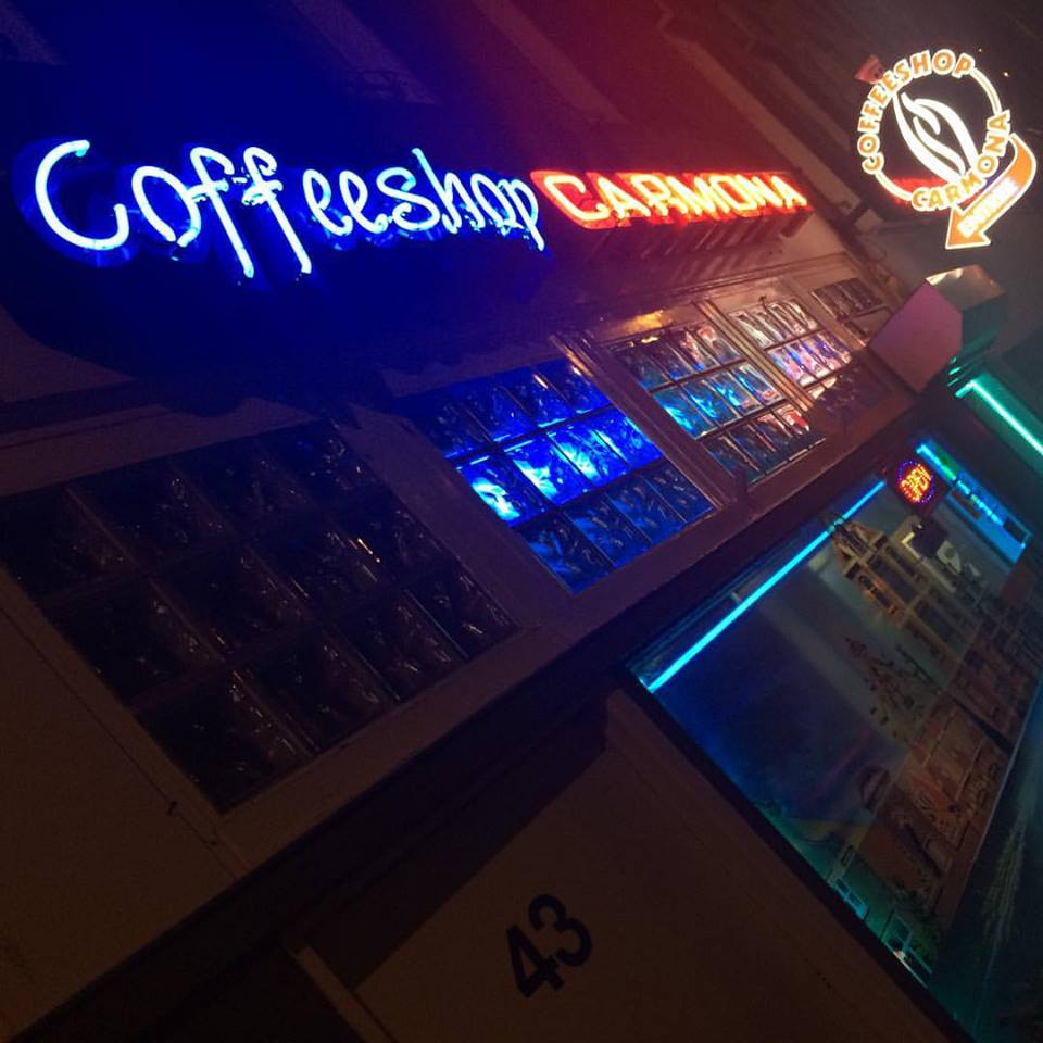 Carmona Coffeeshop Amsterdam - Weed Recommend
