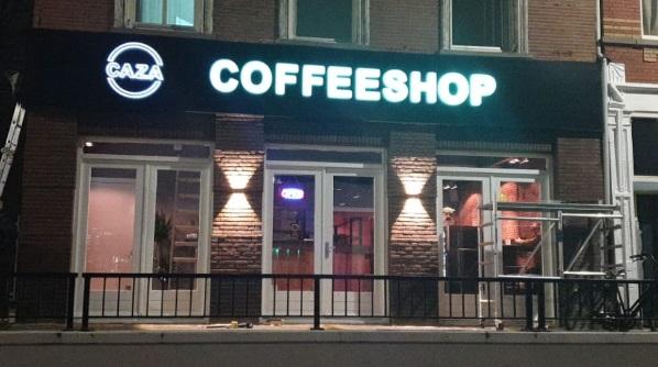 Caza Coffeeshop – Tilburg