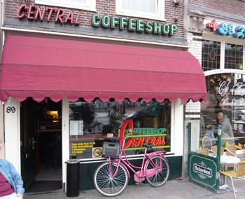 Central Coffeeshop Amsterdam - Weed Recommend