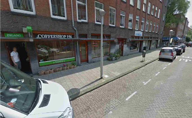 Coffeeshop 156 Amsterdam - Weed Recommend