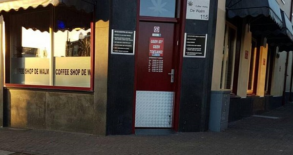 De Walm coffeeshop – Arnhem