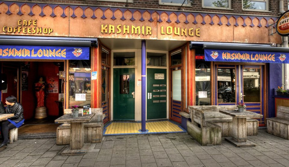 Coffeeshop Kashmir Amsterdam - Weed Recommend