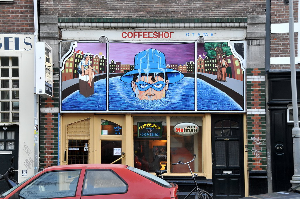 The Spirit Coffeeshop – Amsterdam