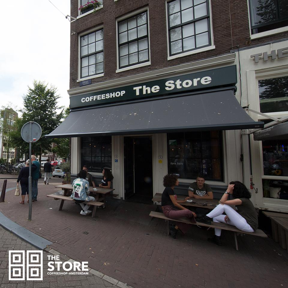 Coffeeshop The Store - Amsterdam - Weed Recommend