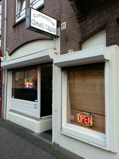 Crash Light Coffeeshop Amsterdam - Weed Recommend