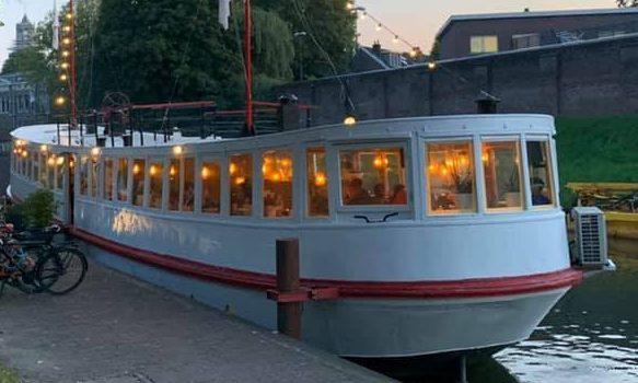 Culture Boat Coffeeshop – Utrecht