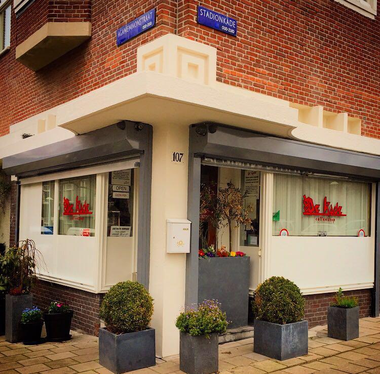 De Kade Coffeeshop Amsterdam - Weed Recommend