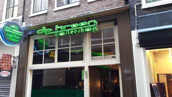 De Kroon Coffeeshop Amsterdam - Weed Recommend
