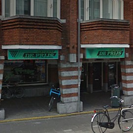 De Prijs Coffeeshop Amsterdam - Weed Recommend