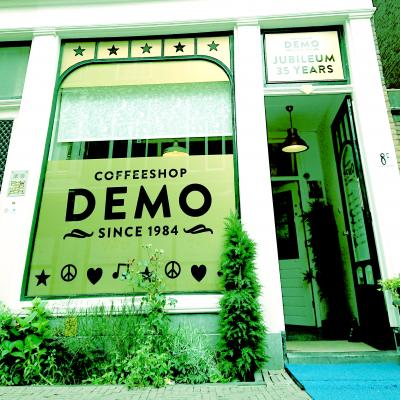 Demo coffeeshop – The Hague