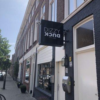 Dizzy Duck coffeeshop – The Hague