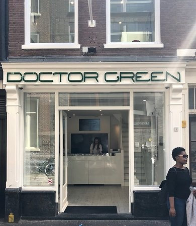 Doctor Green coffeeshop – The Hague