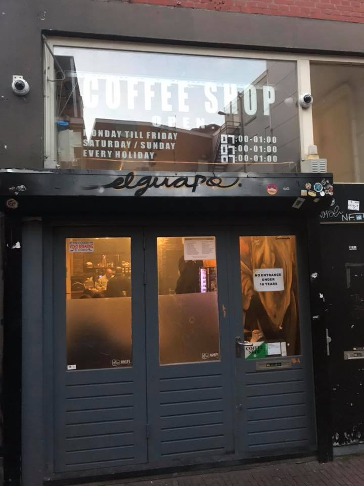 El Guapo Coffeeshop Amsterdam - Weed Recommend