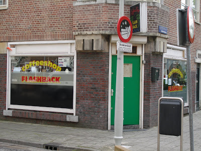 Flashback Coffeeshop Amsterdam - Weed Recommend
