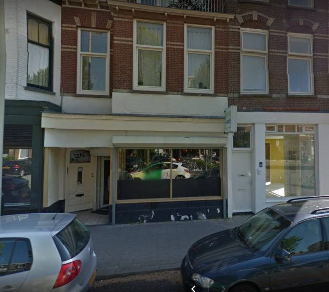 Florence coffeeshop – The Hague