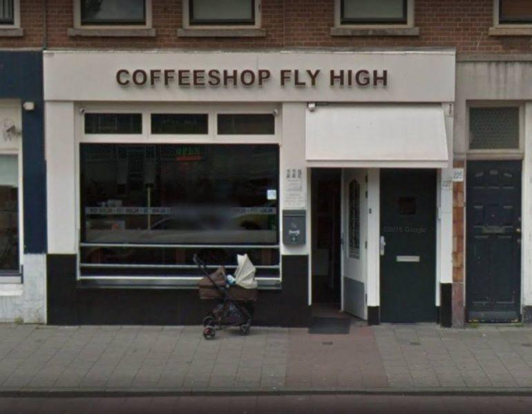 Fly High coffeeshop – The Hague