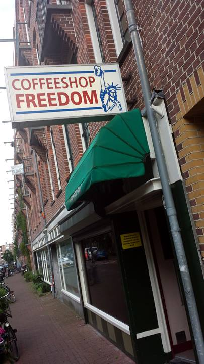 Freedom Coffeeshop Amsterdam - Weed Recommend
