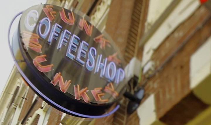 Funky Munkey Coffeeshop Amsterdam - Weed Recommend