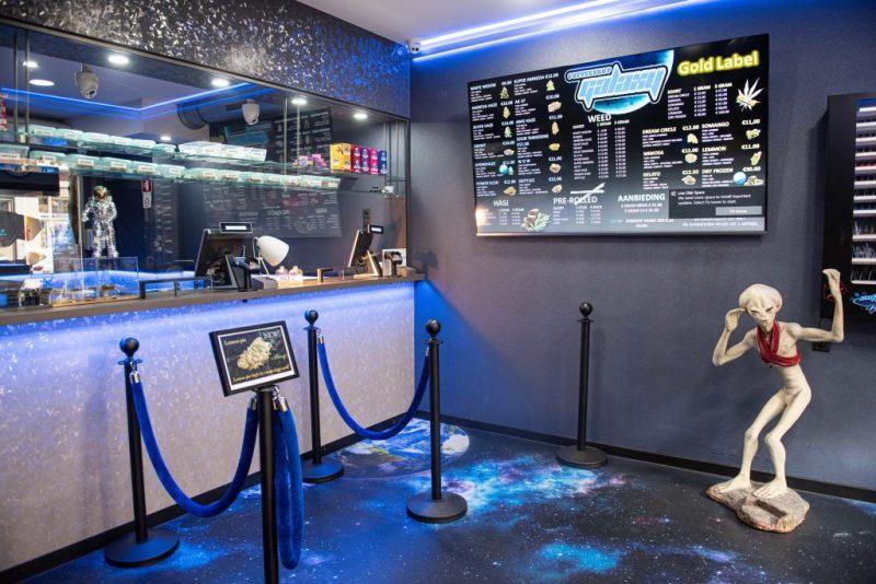 Galaxy coffeeshop – The Hague