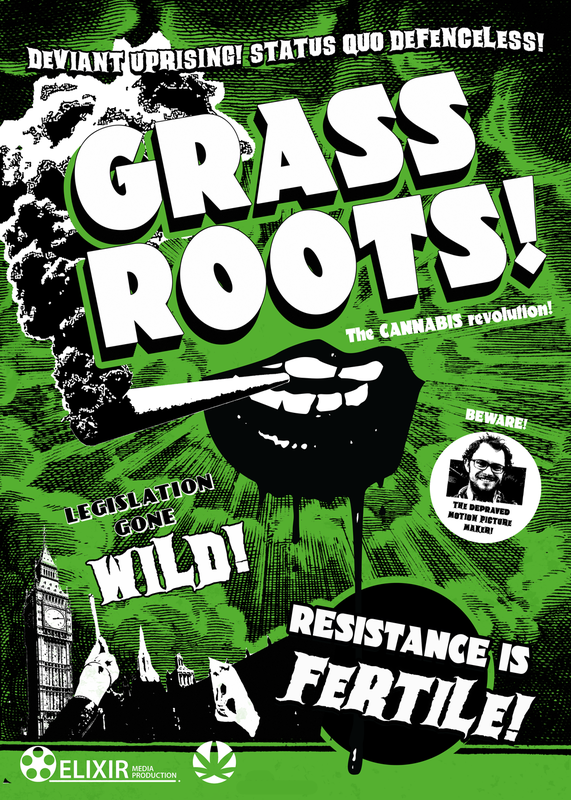 UK Cannabis Documentary: Grassroots: The Cannabis Revolution Coming Soon