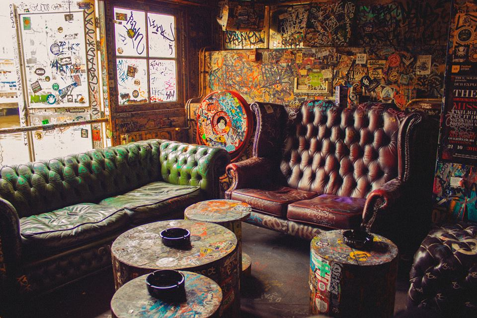 Hill Street Blues Coffeeshop Amsterdam - Weed Recommend