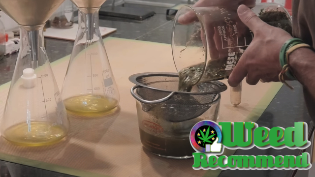 How to make Cannabis Oil – Video Guide
