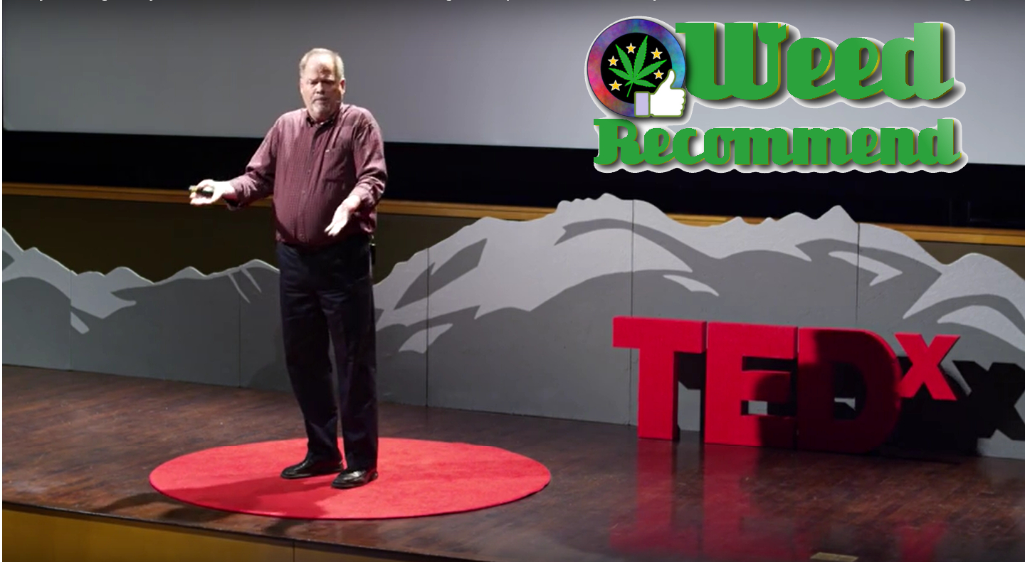 Hugh Hempel TEDx Cannabis Talk