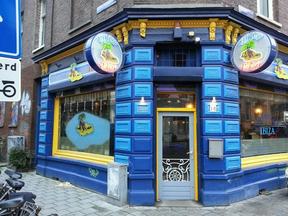 Ibiza Coffeeshop Amsterdam - Weed Recommend