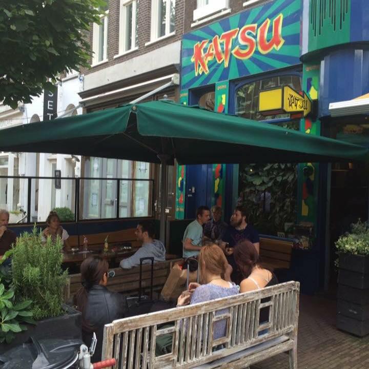 Katsu Coffeeshop Amsterdam - Weed Recommend