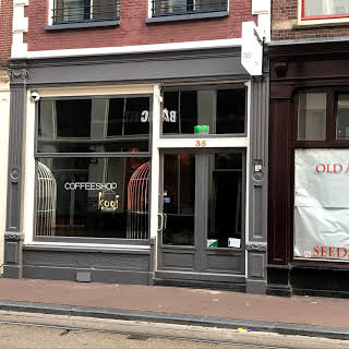Kooi Coffeeshop Amsterdam - Weed Recommend