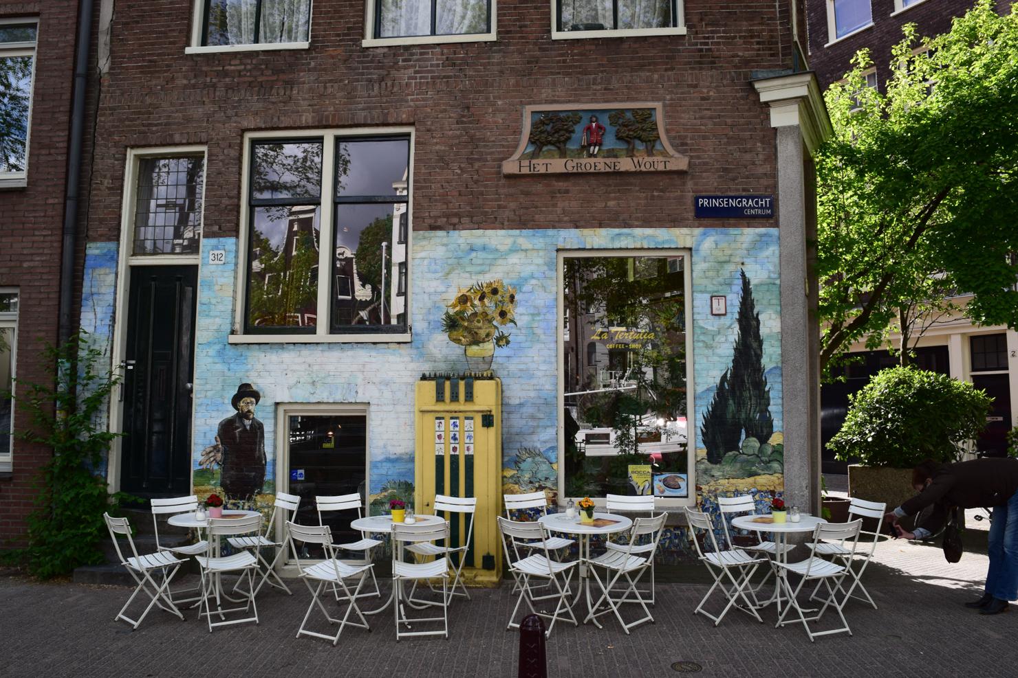 La Tertulia Coffeeshop Amsterdam - Weed Recommend