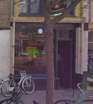 Le Palais Coffeeshop – Leiden