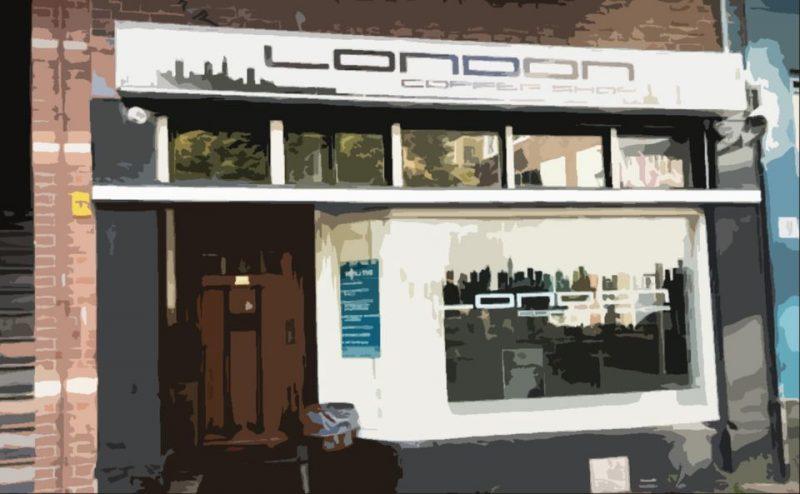 London coffeeshop – The Hague