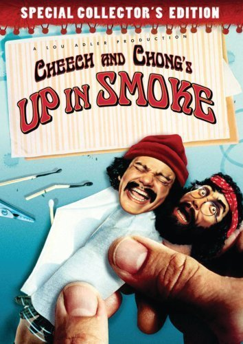 Stoners Cheech & Chong Up In Smoke