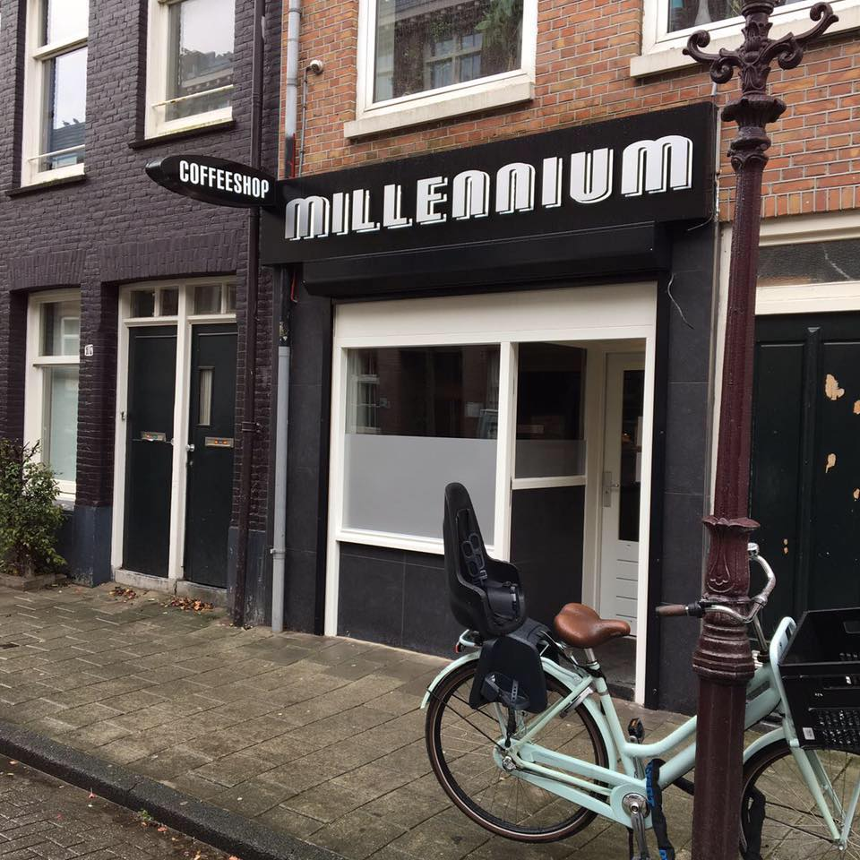 Millennium Coffeeshop Amsterdam - Weed Recommend