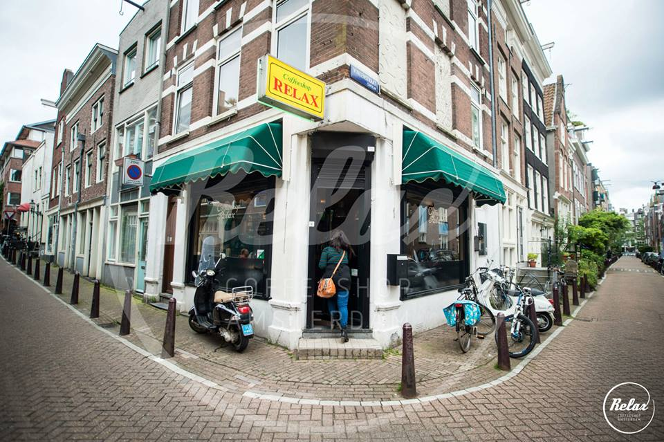 Relax Coffeeshop Amsterdam - Weed Recommend