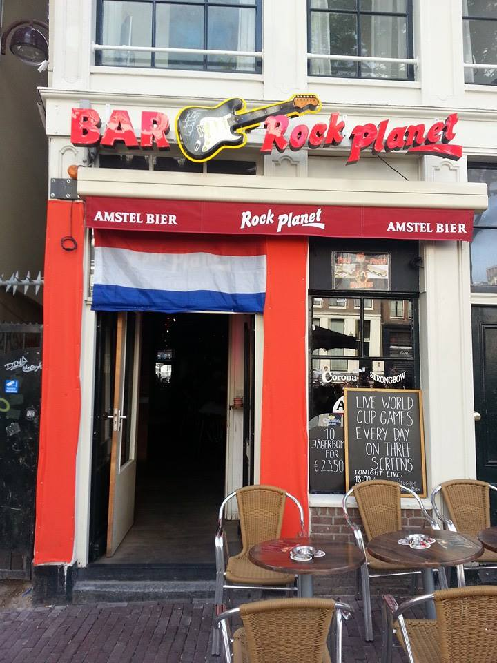 Rock Planet Coffeeshop Amsterdam - Weed Recommend