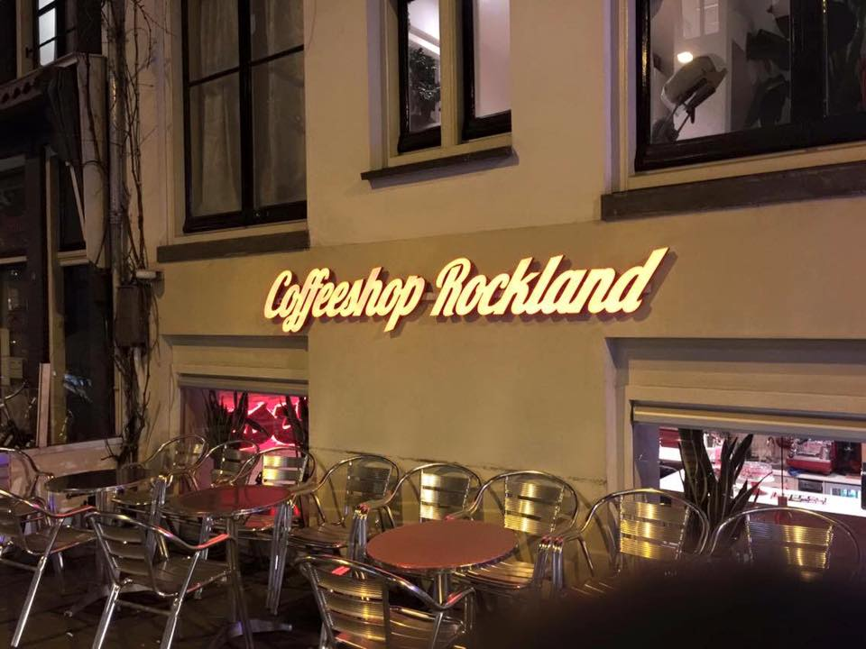 Rockland Coffeeshop Amsterdam - Weed Recommend