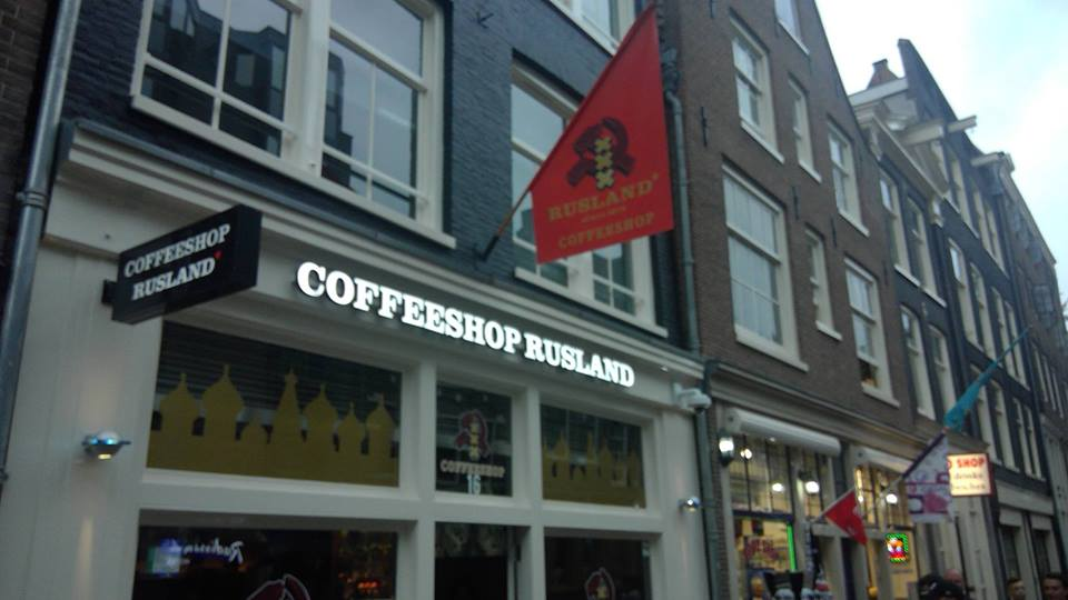 Rusland Coffeeshop Amsterdam - Weed Recommend