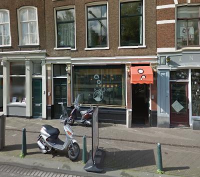 Smokey coffeeshop – The Hague