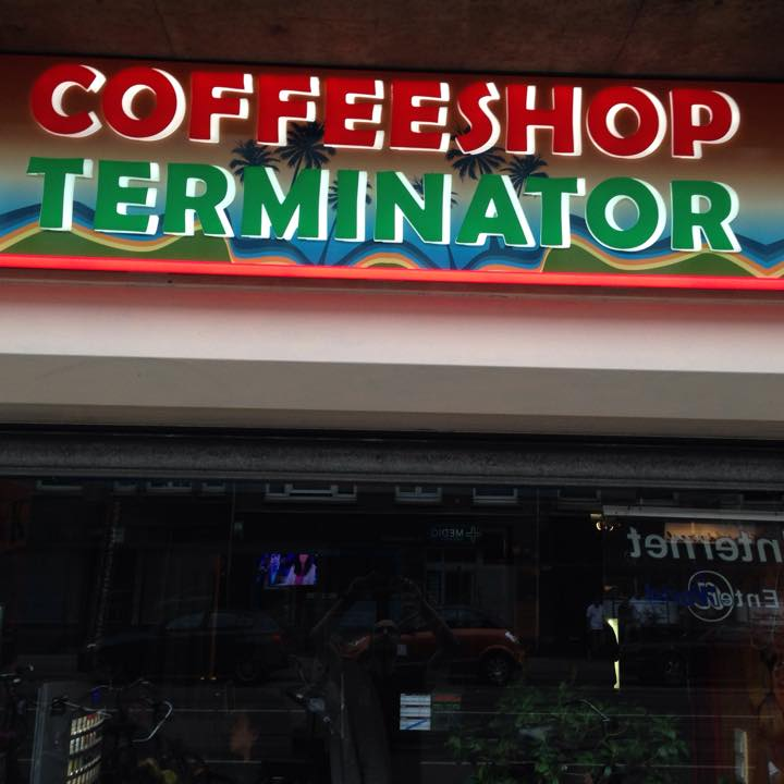 Terminator Coffeeshop - Amsterdam - Weed Recommend
