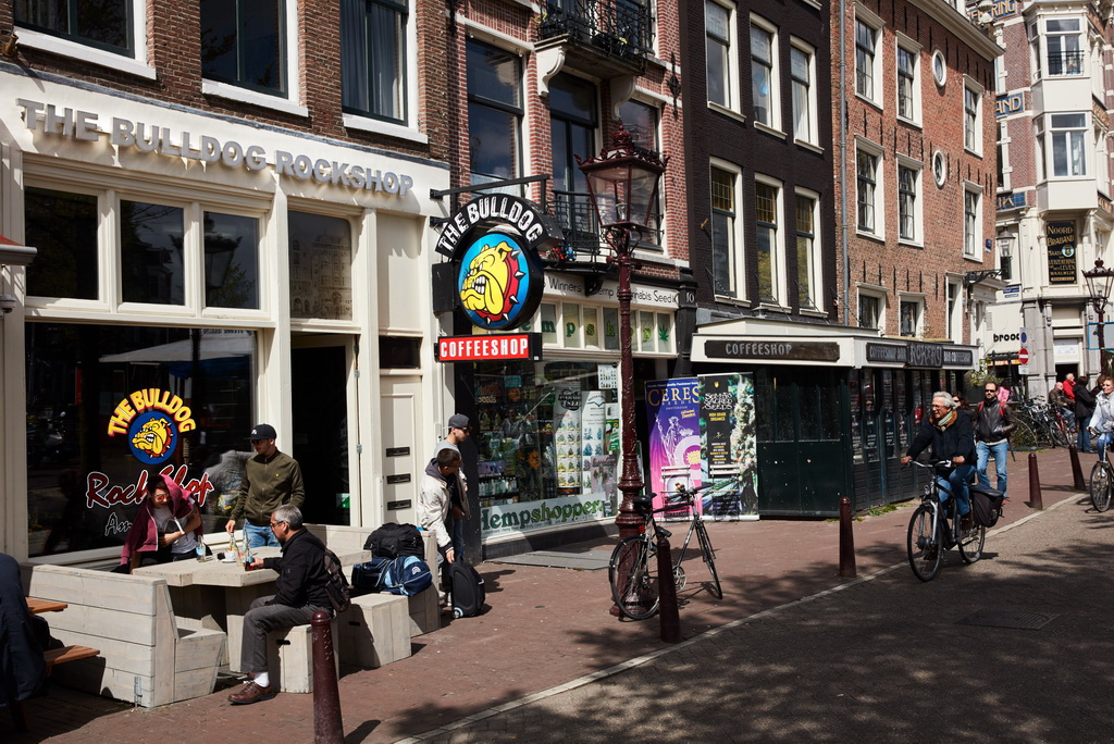 The Bulldog Rock Shop Coffeeshop Amsterdam - Weed Recommend