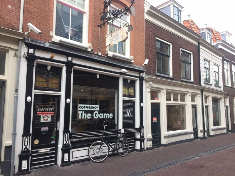 Coffeeshop The Game – Delft
