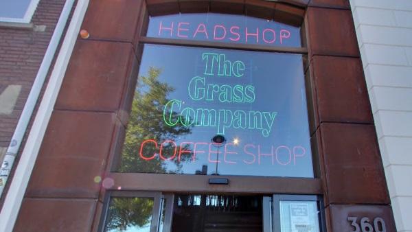 The Grass Company Coffeeshop – Tilburg